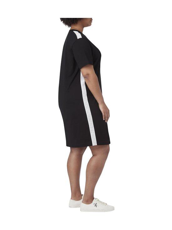 Plus Side Tape T-Shirt Dress -paitamekko