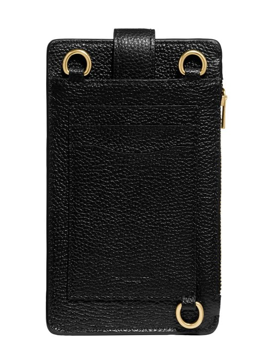 Coach - Turnlock Chain Phone Crossbody -nahkalaukku - B4/BLACK | Stockmann - photo 4