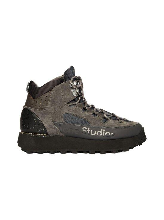 Acne Studios - Trekking Boots -kengät - BHR SLATE GREY | Stockmann - photo 1