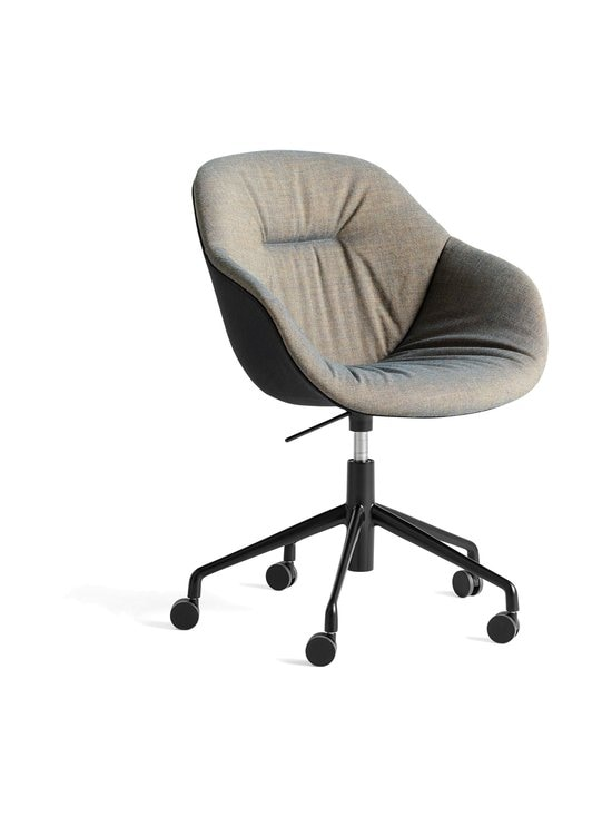 HAY - About A Chair AAC153 Soft Duo -tuoli - BEIGE/BLACK   Stockmann - photo 1