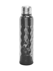 Airam - Diamond-teräsjuomapullo - MUSTA | Stockmann