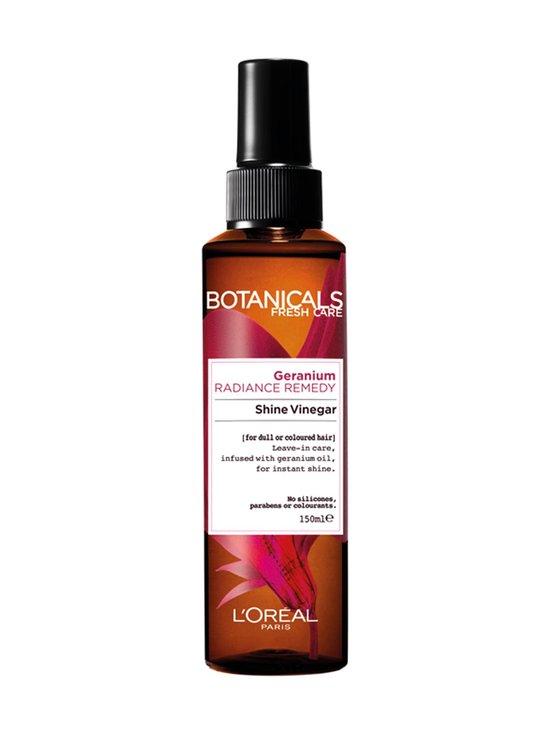 BOTANICALS - Geranium Radiance Remedy -kiiltosuihke värjätyille hiuksille 150 ml | Stockmann - photo 1