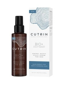 Cutrin Bio+ - Bio+ Energy Boost Scalp Serum For Men -hiuspohjaseerumi 100 ml - null | Stockmann