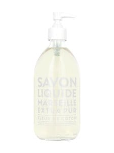 Compagnie de Provence - Extra Pur Cotton Flower -nestesaippua 500 ml | Stockmann