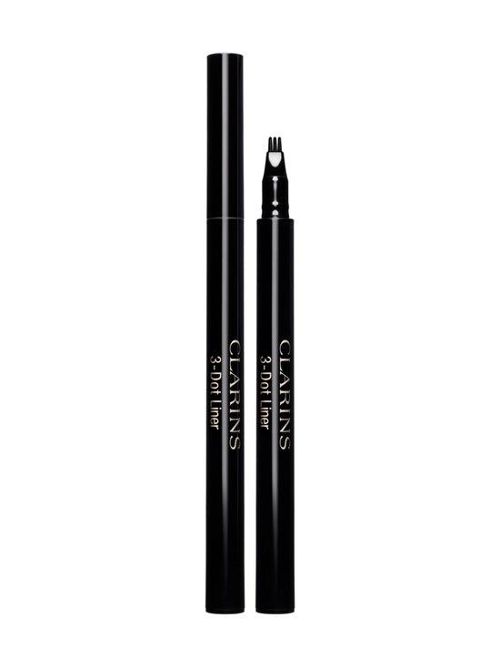 Clarins - 3-Dot Liner -pisterajauskynä - 01 INTENSE BLACK | Stockmann - photo 1