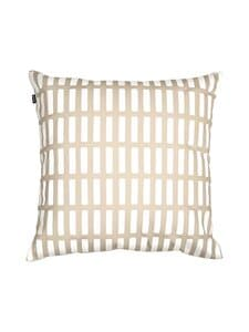 Artek - Siena-tyynynpäällinen 50 x 50 cm - SAND/WHITE CANVAS | Stockmann