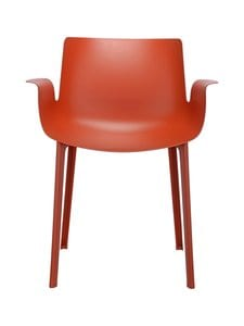 Kartell - Piuma-tuoli - RUST ORANGE (ORANSSI) | Stockmann