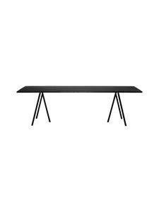 HAY - Loop Stand -pöytä - MUSTA | Stockmann
