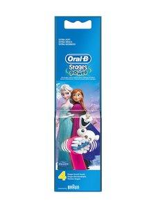 Oral-B - Vitality Kids Frozen -harjaspää 4 kpl - null | Stockmann