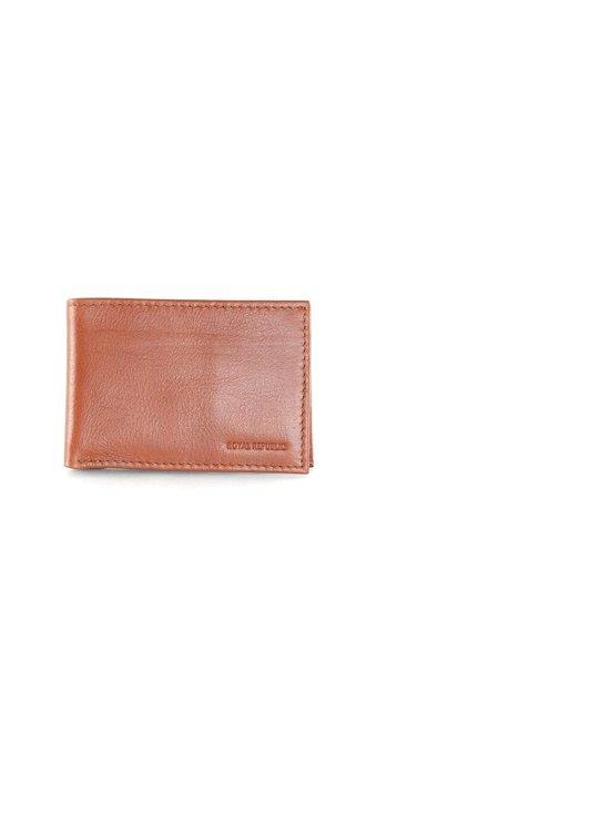 Royal Republiq - Nano Wallet -nahkalompakko - COGNAC (KONJAKINRUSKEA)   Stockmann - photo 1