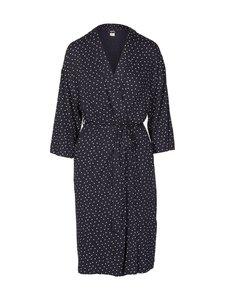 NOOM loungewear - Anna Printed Kimono -aamutakki - DK.NAVY DOT PRINT | Stockmann