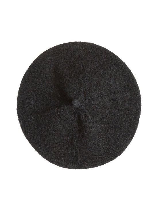 A+more - Pupulandia Quartzo Beret -baskeri - BLACK | Stockmann - photo 1