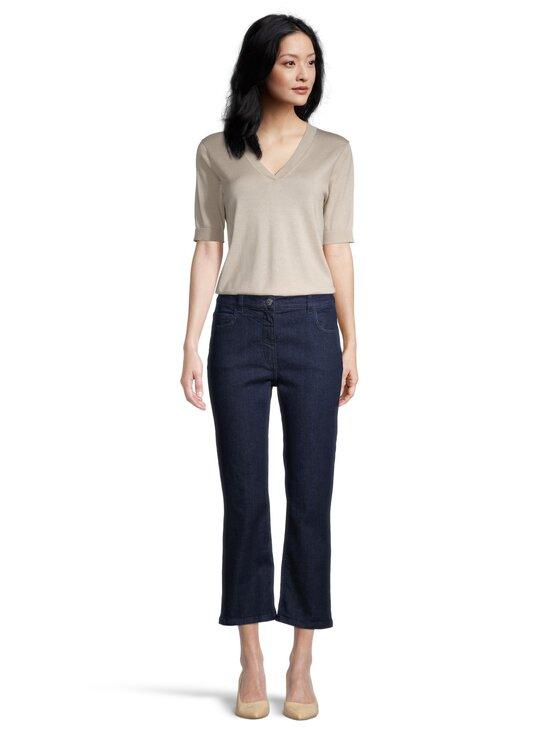 Marella - Fcrop Jeans -farkut - 002 NAVY   Stockmann - photo 2
