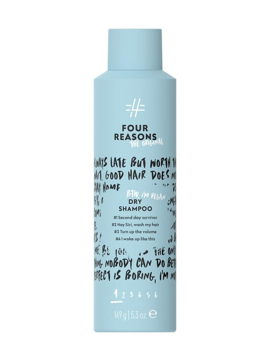 Four Reasons - Dry Shampoo -kuivashampoo 250 ml - NOCOL   Stockmann - photo 1