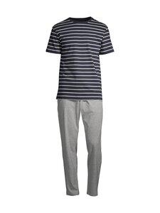 Cap Horn - Oiva-pyjama - NAVY&WHITE STRIPE | Stockmann
