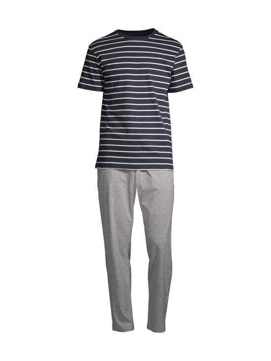 Cap Horn - Oiva-pyjama - NAVY&WHITE STRIPE   Stockmann - photo 1