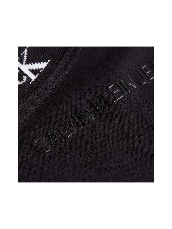 Calvin Klein Jeans - CK Logo Trim LS Tee -paita - BEH CK BLACK | Stockmann - photo 4