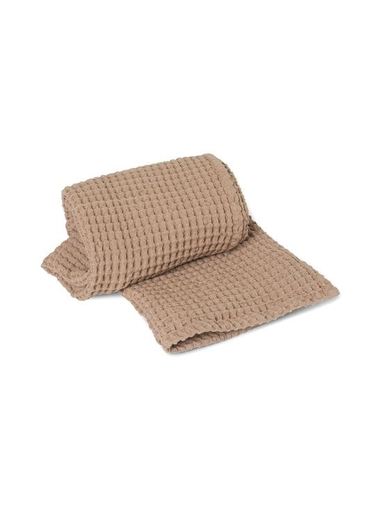 Ferm Living - Organic Bath Towel -kylpypyyhe 70 x 140 cm - DUSTY ROSE | Stockmann - photo 1