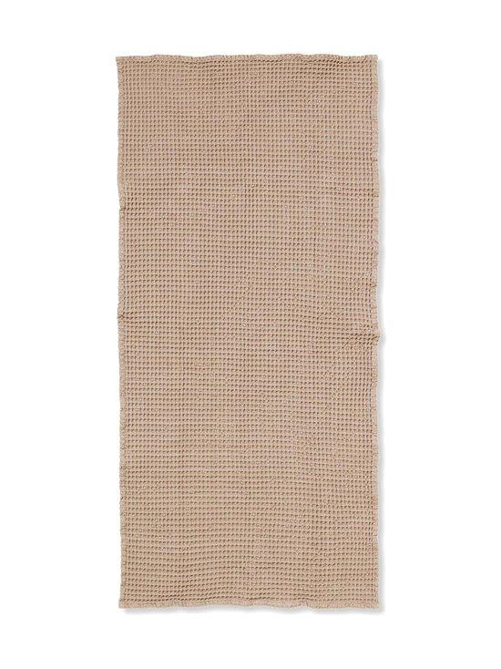 Ferm Living - Organic Bath Towel -kylpypyyhe 70 x 140 cm - DUSTY ROSE | Stockmann - photo 2