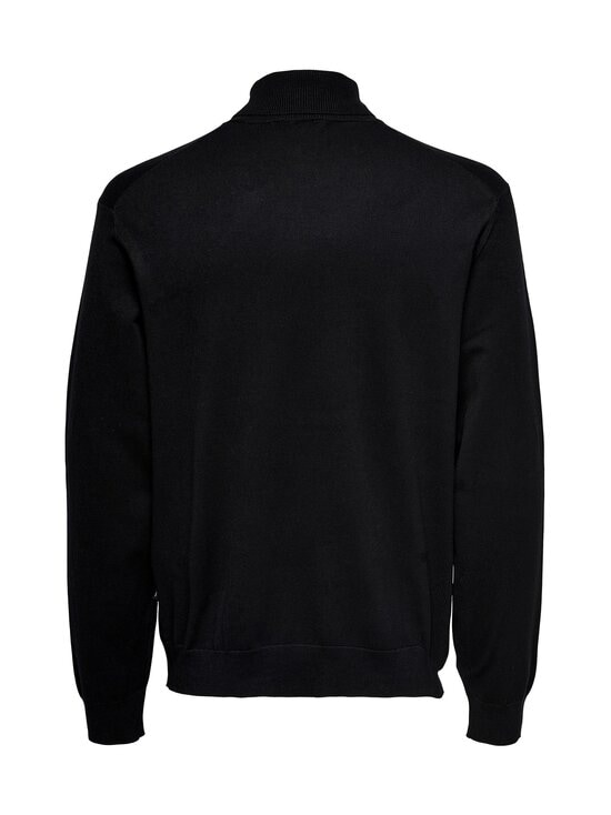 Only & Sons - OnsWyler Life Roll Neck -neule - BLACK | Stockmann - photo 2