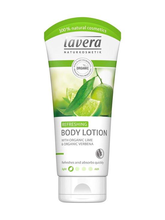 Lavera - Refreshing Body Lotion Lime Verbena -vartalovoide 200 ml | Stockmann - photo 1