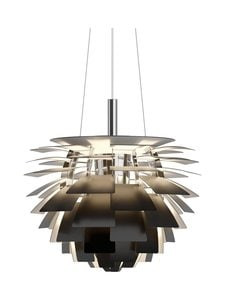 Louis Poulsen - PH Artichoke LED-MD D2W -valaisin 480 mm - BLACK | Stockmann