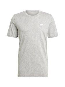 adidas Originals - Trefoil Essentials Tee -paita - BLACK BLACK | Stockmann
