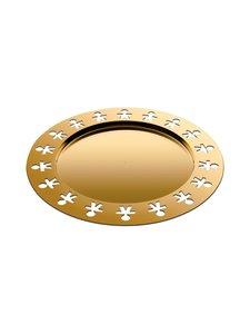Alessi - Girotondo-tarjotin 40 cm - GOLD   Stockmann