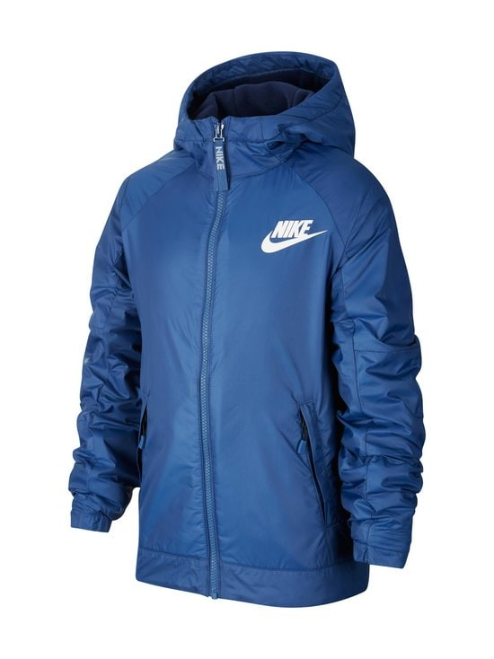 Nike - Sportswear Older Kids' Jacket -takki - MYSTIC NAVY/MIDNIGHT NAVY/WHITE | Stockmann - photo 1