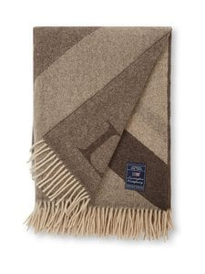 Lexington - Graphic Recycled Wool Throw -villahuopa 130 x 170 cm - null | Stockmann