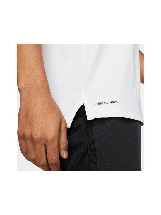 Nike - Pro Tank -paita - 100 WHITE/BLACK | Stockmann - photo 5
