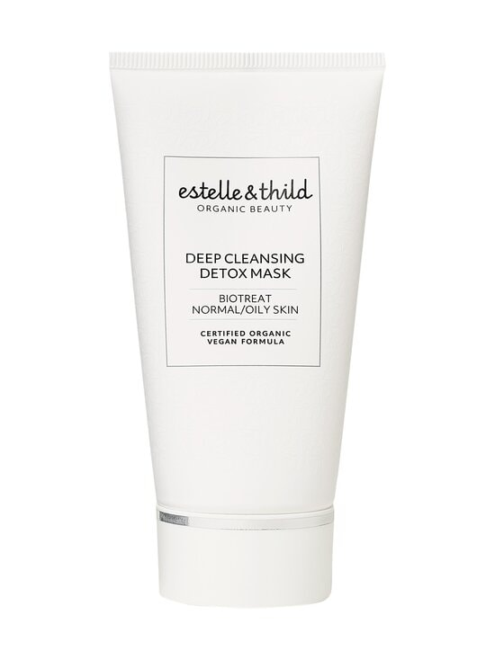 Estelle&Thild - BioCleanse Deep Cleansing Detox Mask -naamio 30 ml - NOCOL | Stockmann - photo 1