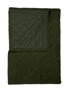 Essenza - Billie-päiväpeite - DARK GREEN | Stockmann