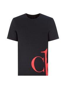 Calvin Klein Underwear - Crew Neck -paita - 9VQ BLACK W/ RED GALA LOGO | Stockmann