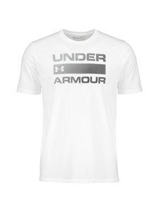 Under Armour - Team Issue Wordmark -paita - WHITE/BLACK   Stockmann