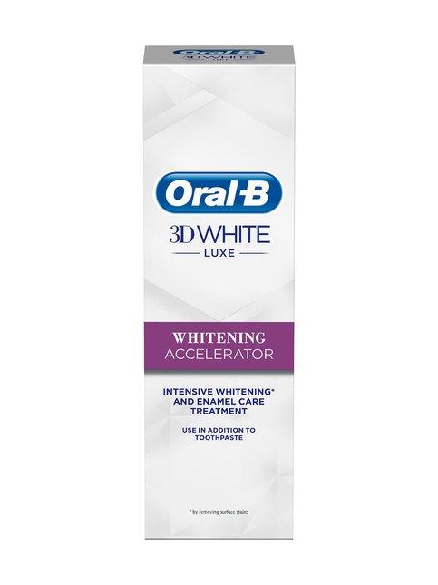 3D White Luxe Effective Whitening -valkaisun tehostaja 75 ml