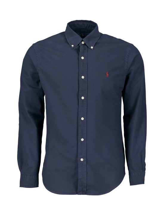 Polo Ralph Lauren - Slim Fit -kauluspaita - NAVY (TUMMANSININEN) | Stockmann - photo 1