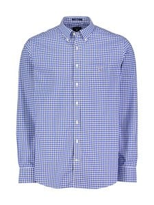 GANT - The Broadcloth Regular -kauluspaita - COLLEGE BLUE | Stockmann
