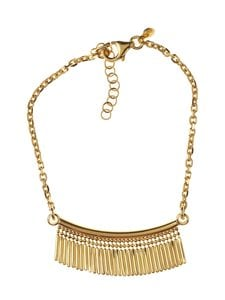 Dfj Collections - Tassel-rannekoru - GOLD | Stockmann