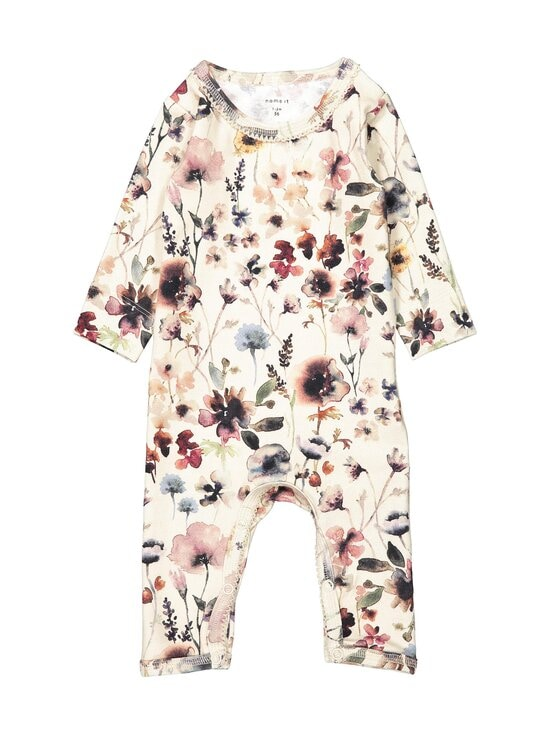 Name It - NbfSaia LS Jumpsuit -haalari - PEYOTE MELANGE | Stockmann - photo 1
