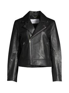 Calvin Klein Womenswear - Essential-nahkatakki - BEH CK BLACK | Stockmann