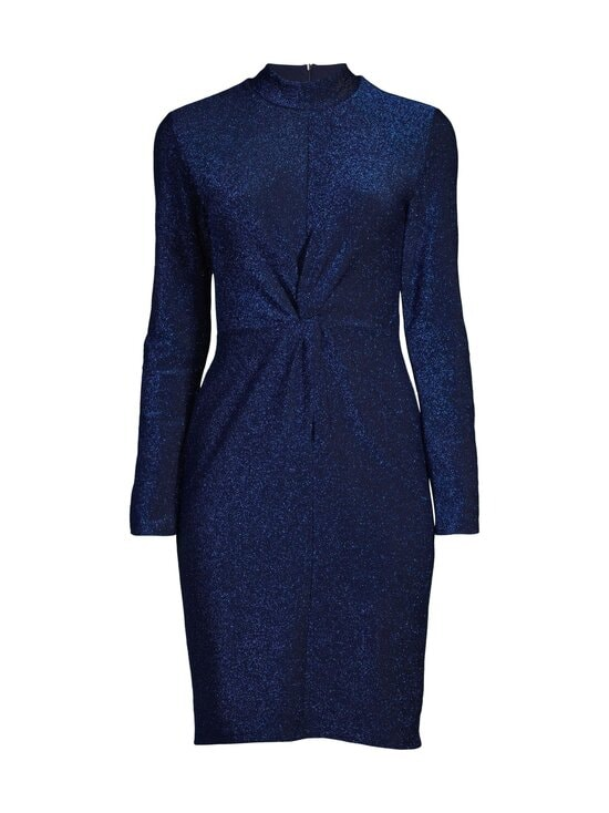 Karl Lagerfeld - Lurex Jersey Dress -mekko - SPARKLE BLUE | Stockmann - photo 1