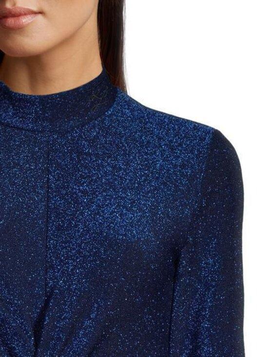 Karl Lagerfeld - Lurex Jersey Dress -mekko - SPARKLE BLUE | Stockmann - photo 3