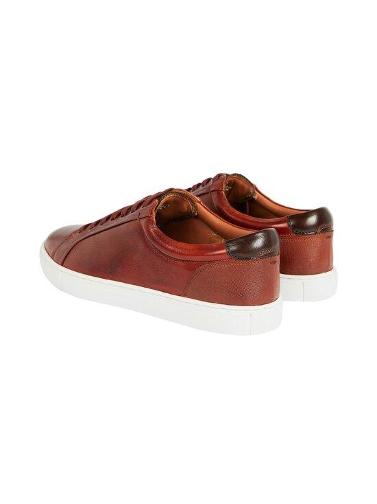 Ted Baker London - Udamo Leather Sneaker -nahkasneakerit - 23 LT-BROWN | Stockmann - photo 3