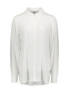 Uhana - Flowy Shirt -kauluspaita - WHITE   Stockmann