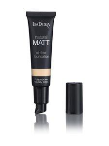Isadora - Natural Matt Oil-free Foundation -meikkivoide 35 ml - null | Stockmann