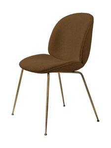 Gubi - Beetle-tuoli - LIGHT BOUCLÉ 006/BRASS SEMI MATT | Stockmann