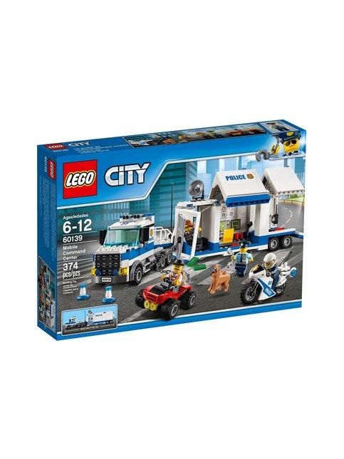 LEGO Liikkuva komentokeskus