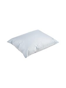 Hoie - DownFeel Cool -tyyny 50 x 60 cm, 790 g - VALKOINEN/VAALEANSININEN | Stockmann