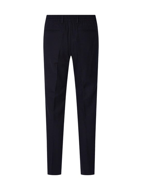 Tommy Hilfiger Tailored - Structure Drawstring Slim Pant -housut - DW5 DESERT SKY | Stockmann - photo 2